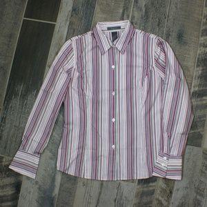 Liz Claiborne Women Button Down Shirt